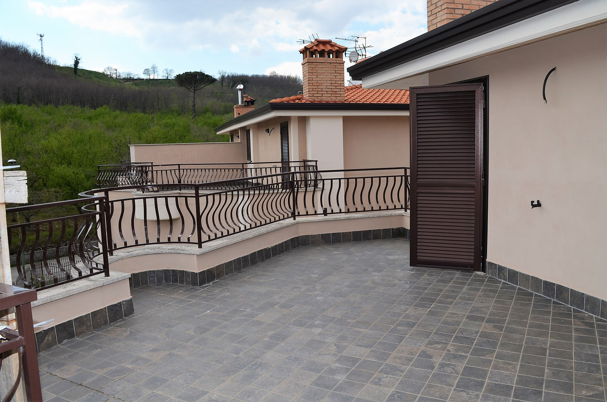 Appartamenti in villa di nuova costruzione a Forino