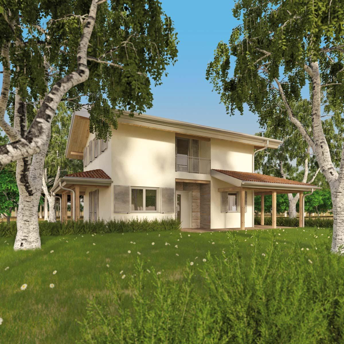 Villa da costruire su terreno edificabile a circa 5 km da Avellino