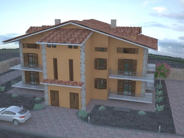 Terreno edificabile con progetto a pochi km da Avellino