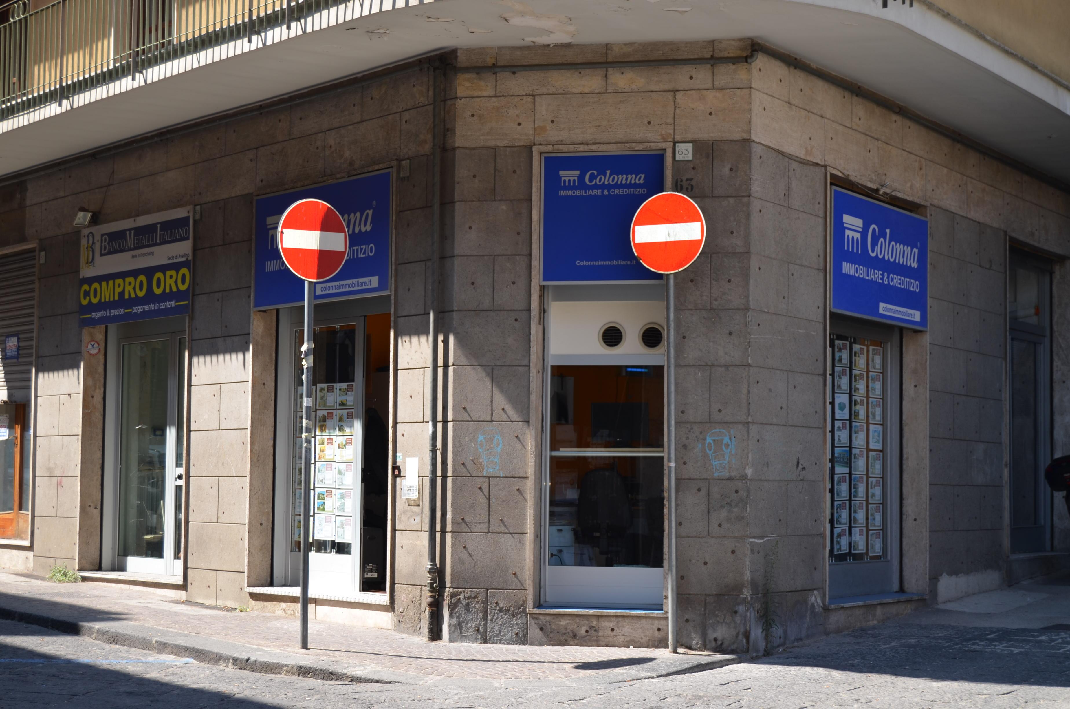 Avellino via Nappi commerciale