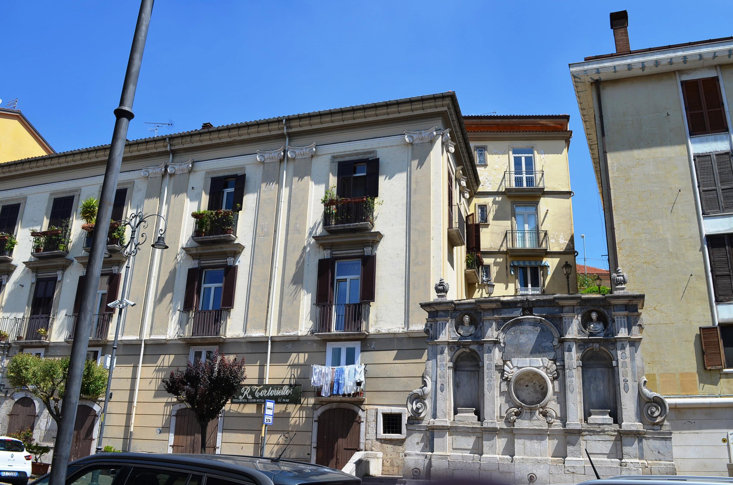 Appartamento zona Duomo 3 vani con sottotetto