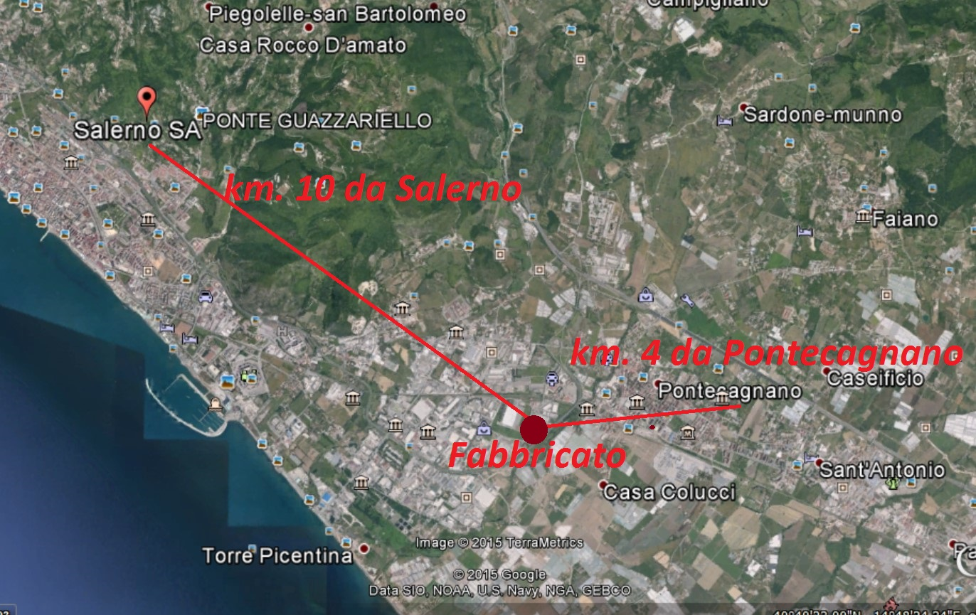 Appartamento nuova costruzione con posto auto a Salerno
