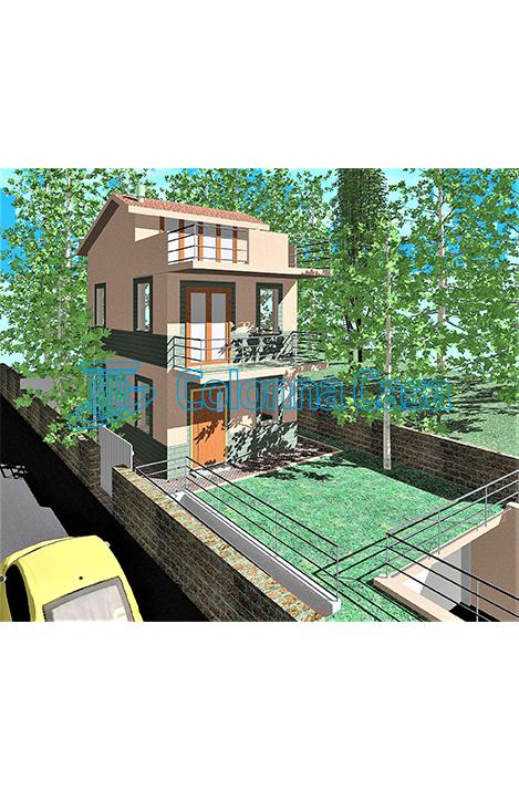 Terreno edificabile con progetto ad Avellino