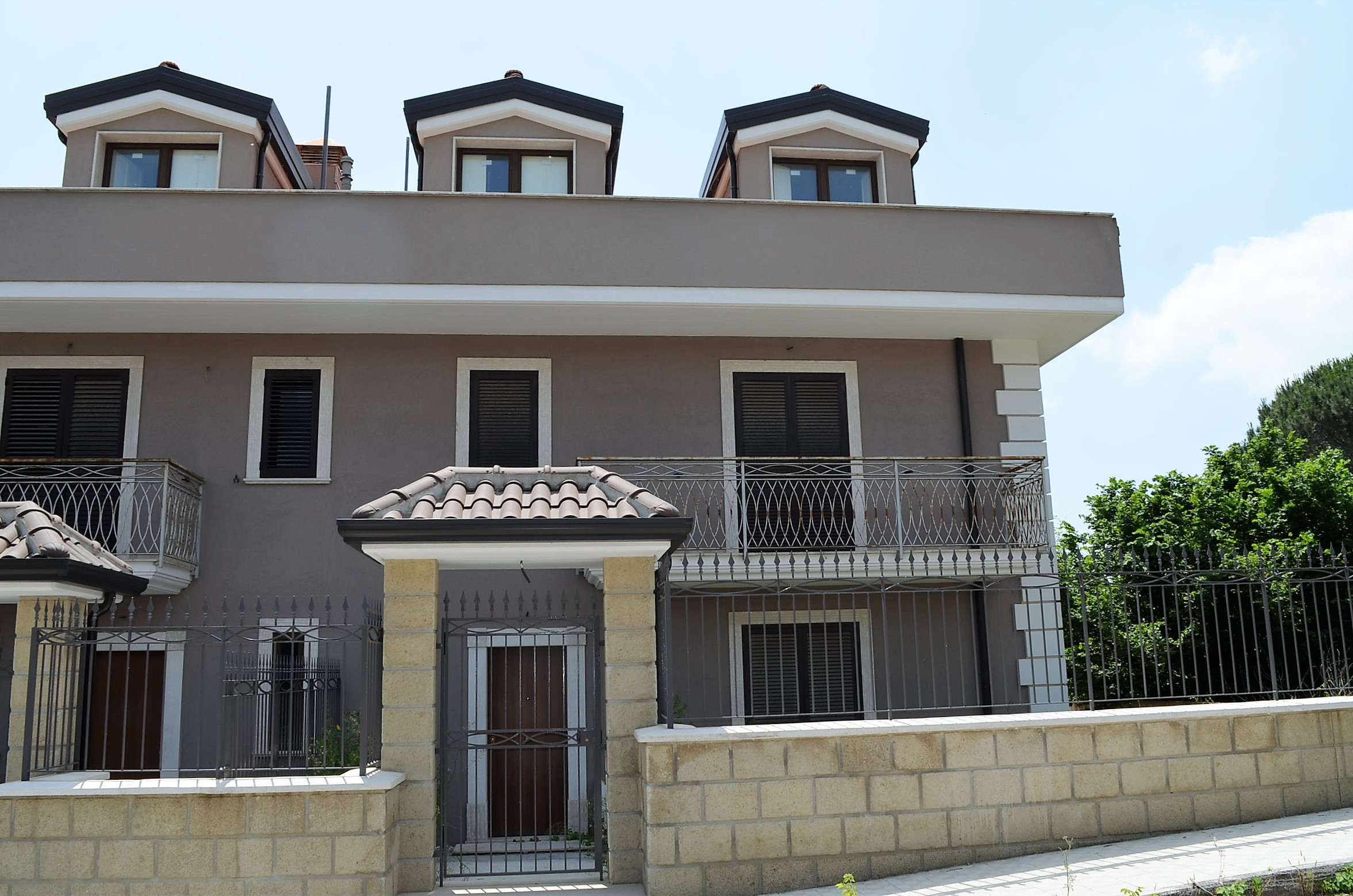 Appartamento duplex in zona residenziale
