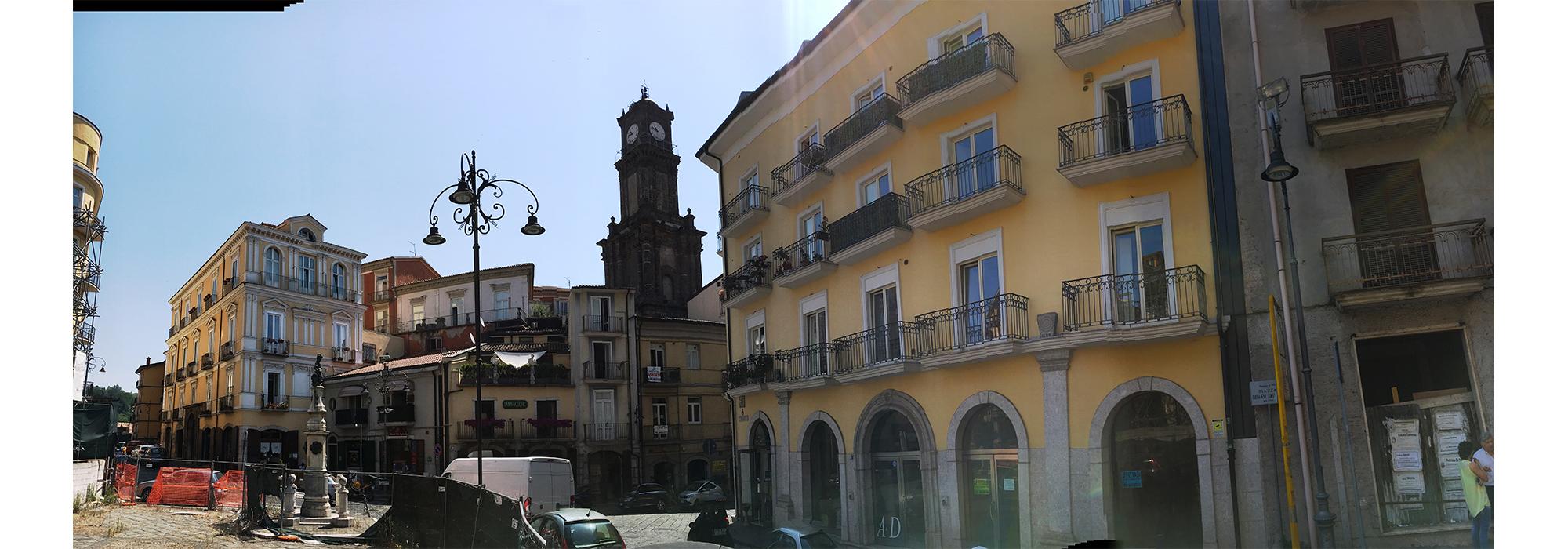 Appartamento con mansarda a Corso Umberto