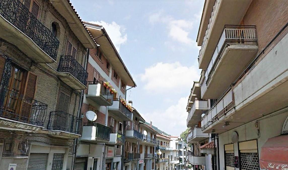 Mercogliano (AV) Via Santo Stefano