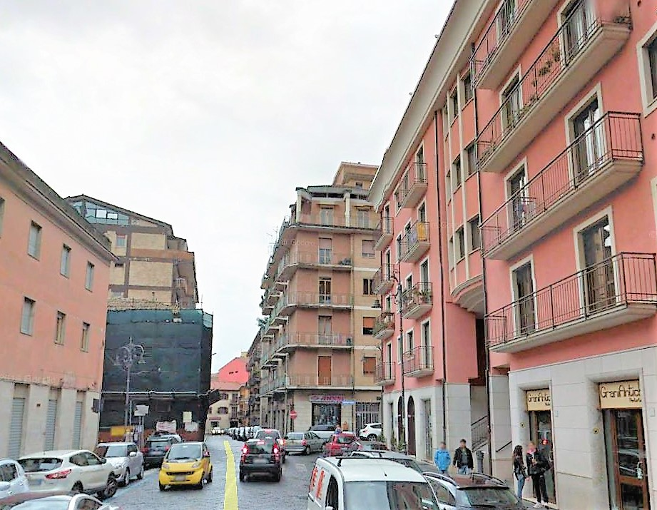 Avellino (AV) Via Trinità, Vico Posillipo