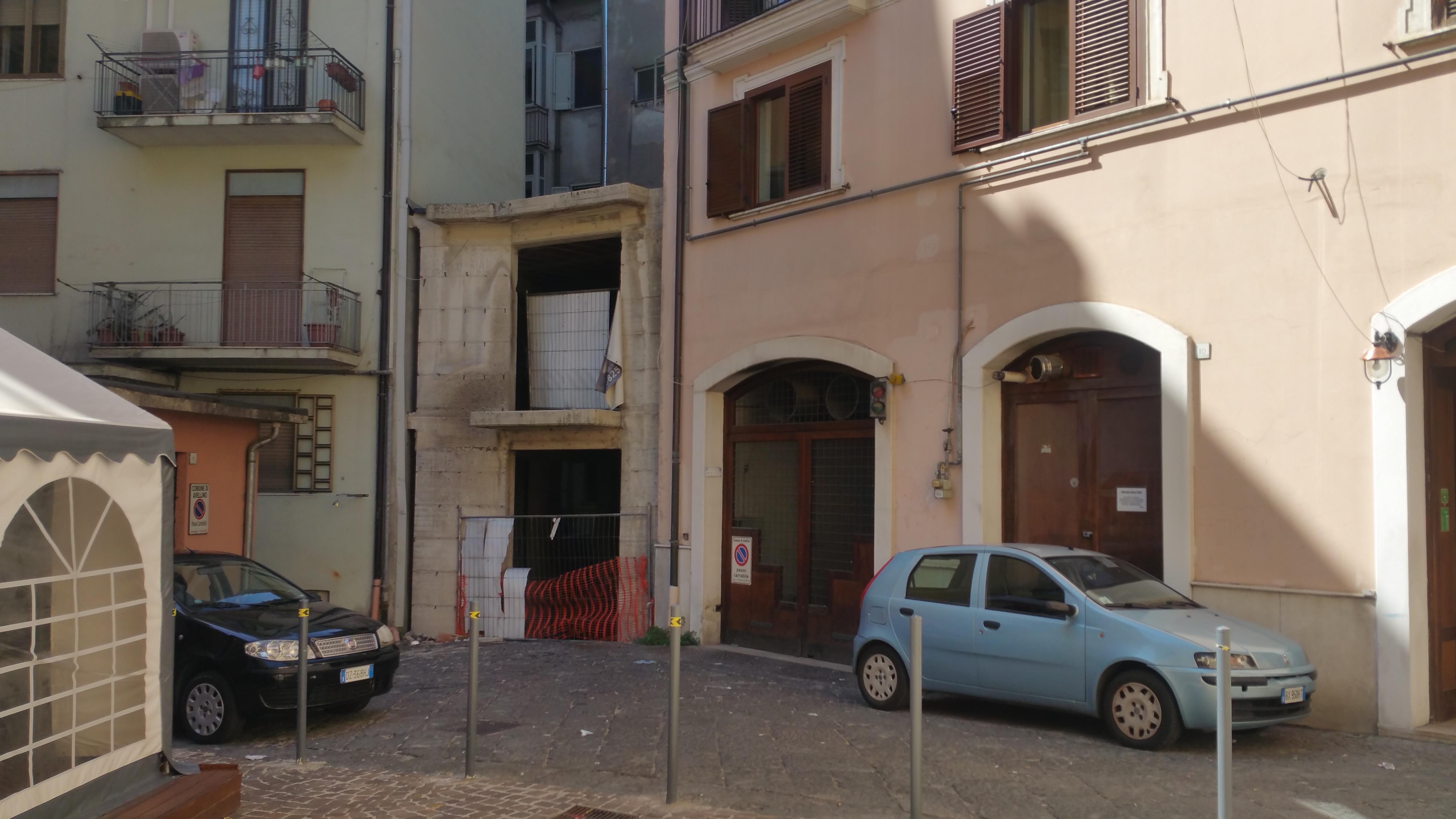 Avellino (AV) Vicolo II Conservatorio