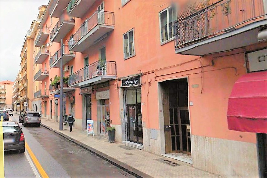 Avellino (AV) Via Sottotenente Corrado traversa via Guarini
