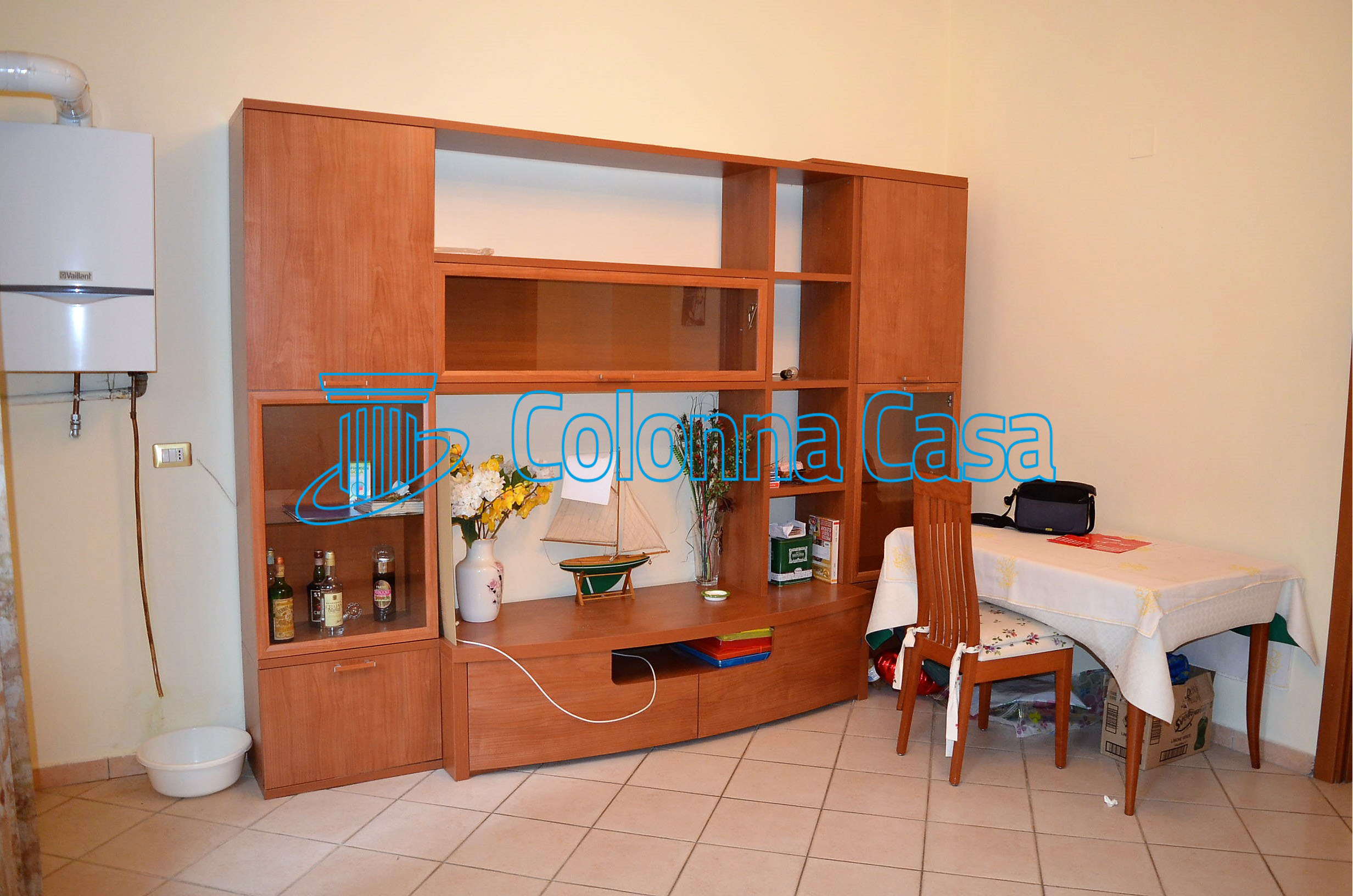 Appartamento ristrutturato arredato 3 vani in via Terminio