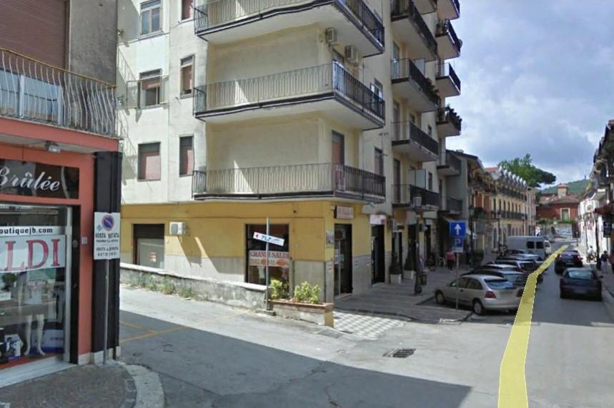 Montoro Inferiore (AV) Frazione Torchiati, piazza Municipio