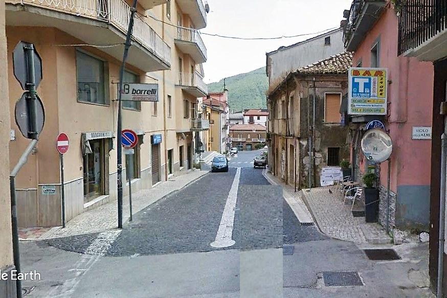 Monteforte Irpino (AV) Vico Delle Palme
