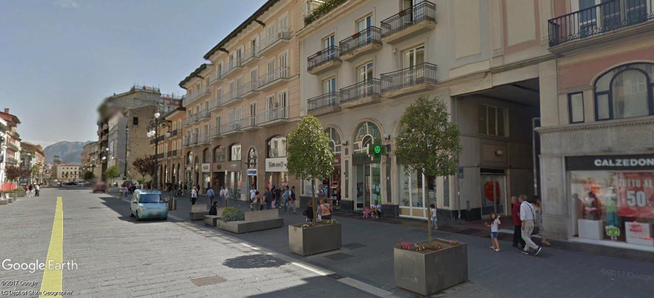 Avellino (AV) Corso Vittorio Emanuele