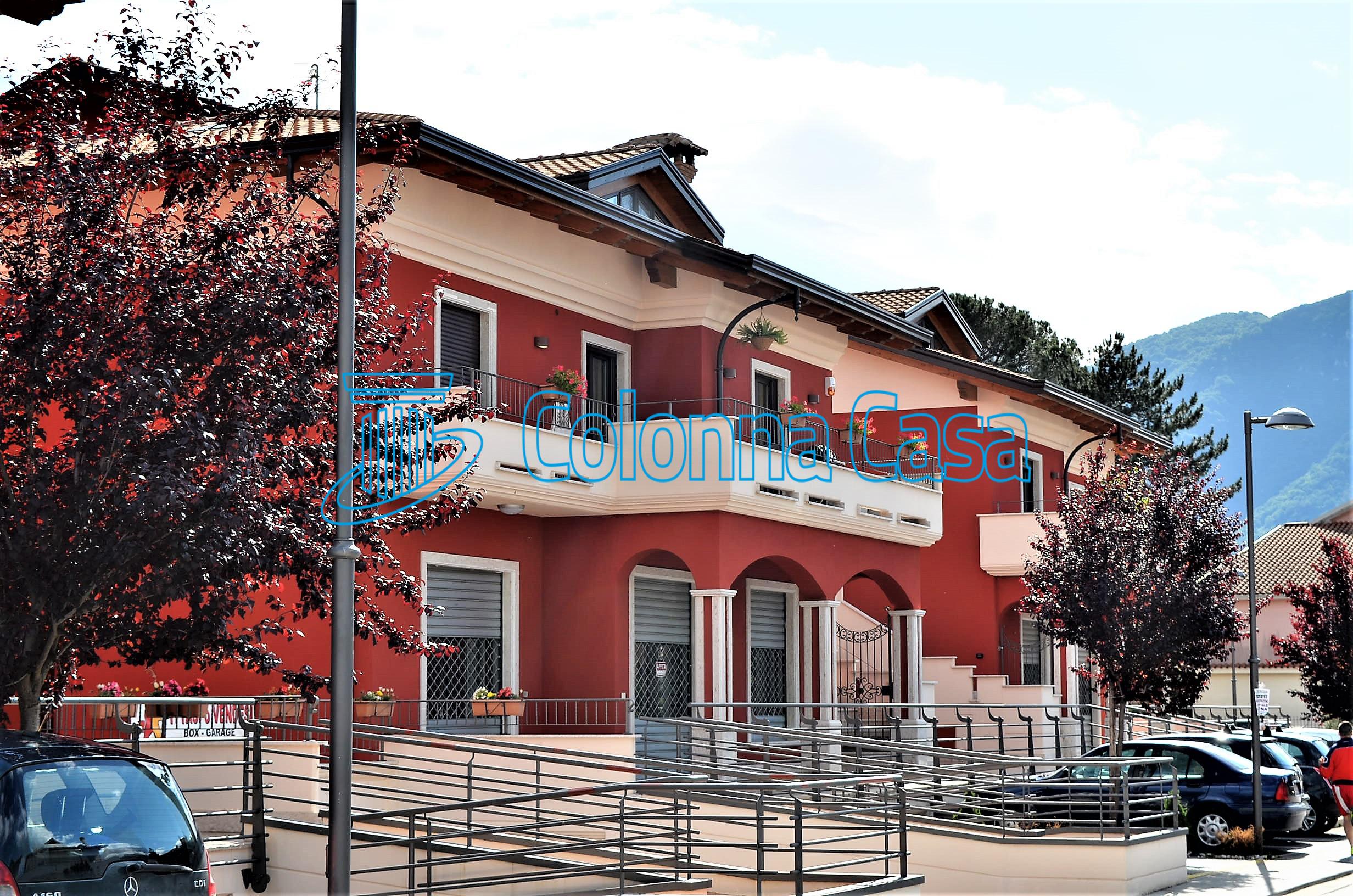 Appartamento con terrazzo e box auto doppio nuova costruzione a Montoro