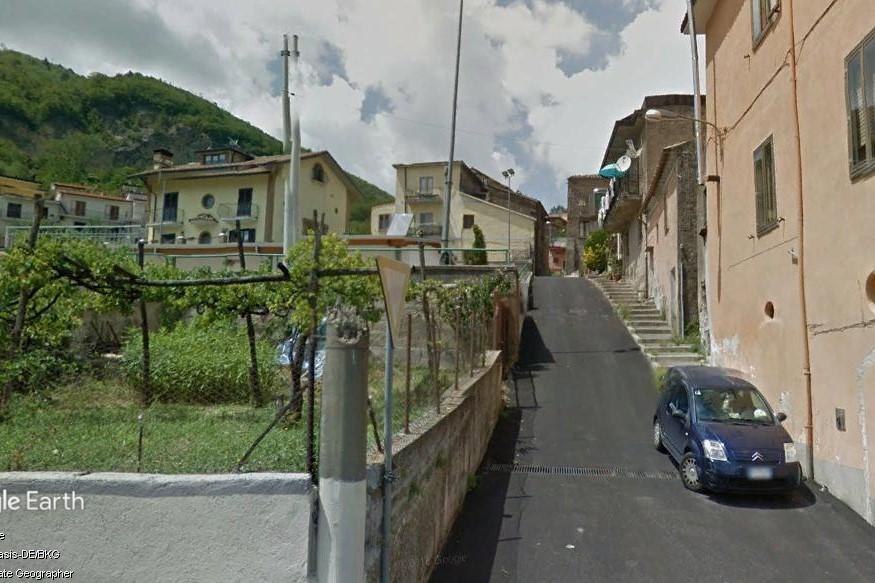 Monteforte Irpino (AV) Via Borgo