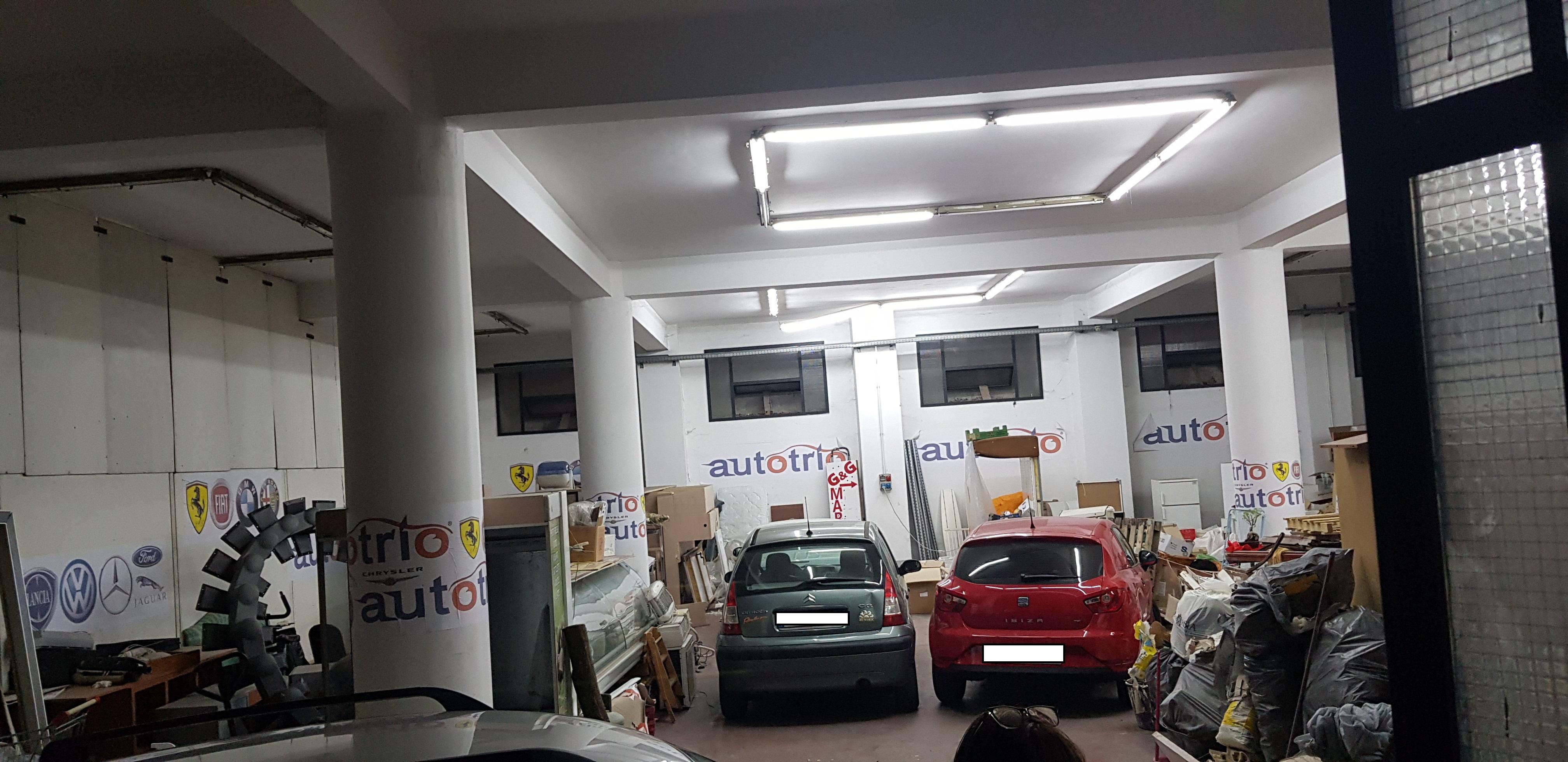Locale deposito di 500 mq ad Avellino
