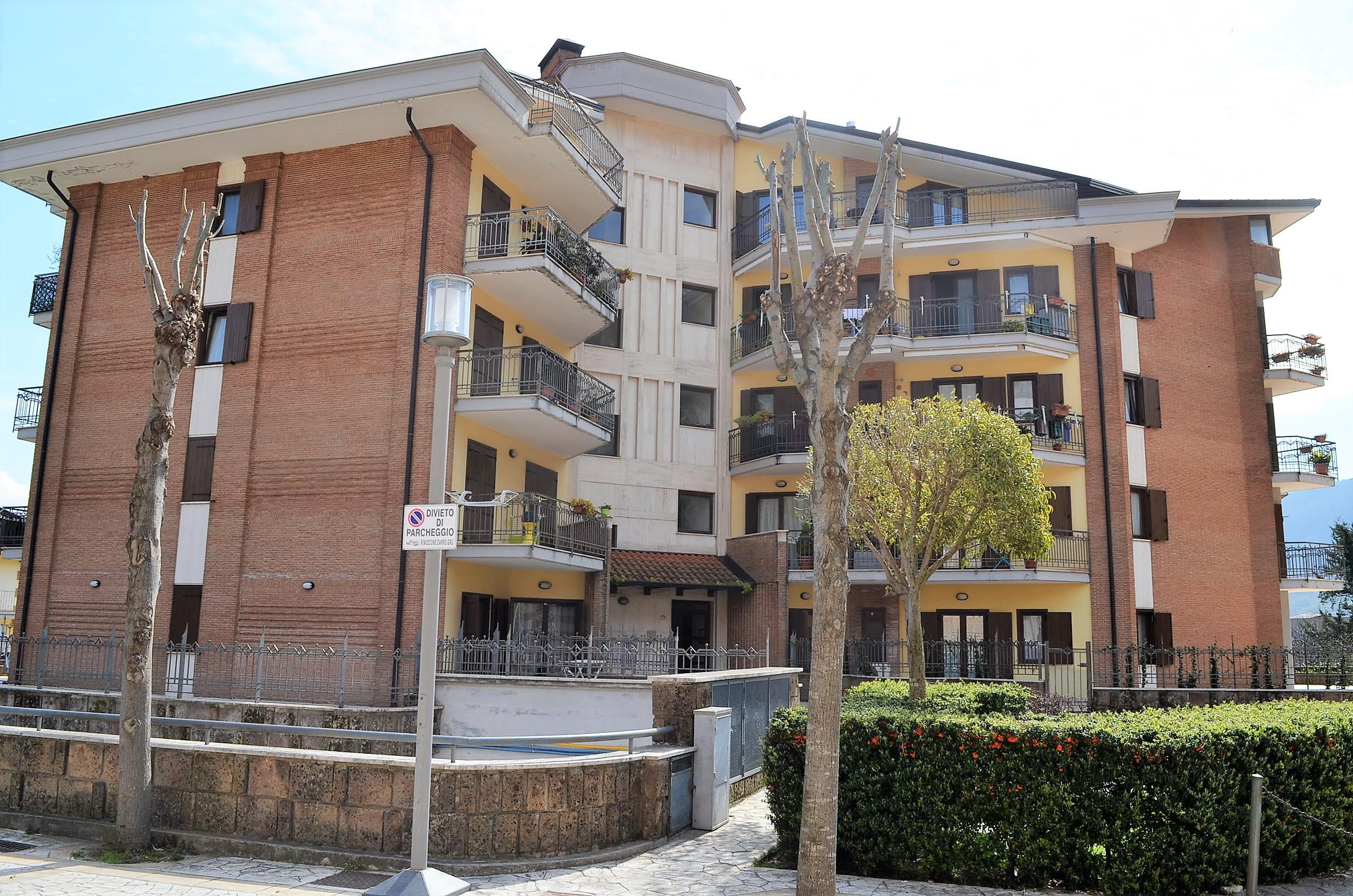 Mercogliano (AV) Torelli appartamento 3 vani con box