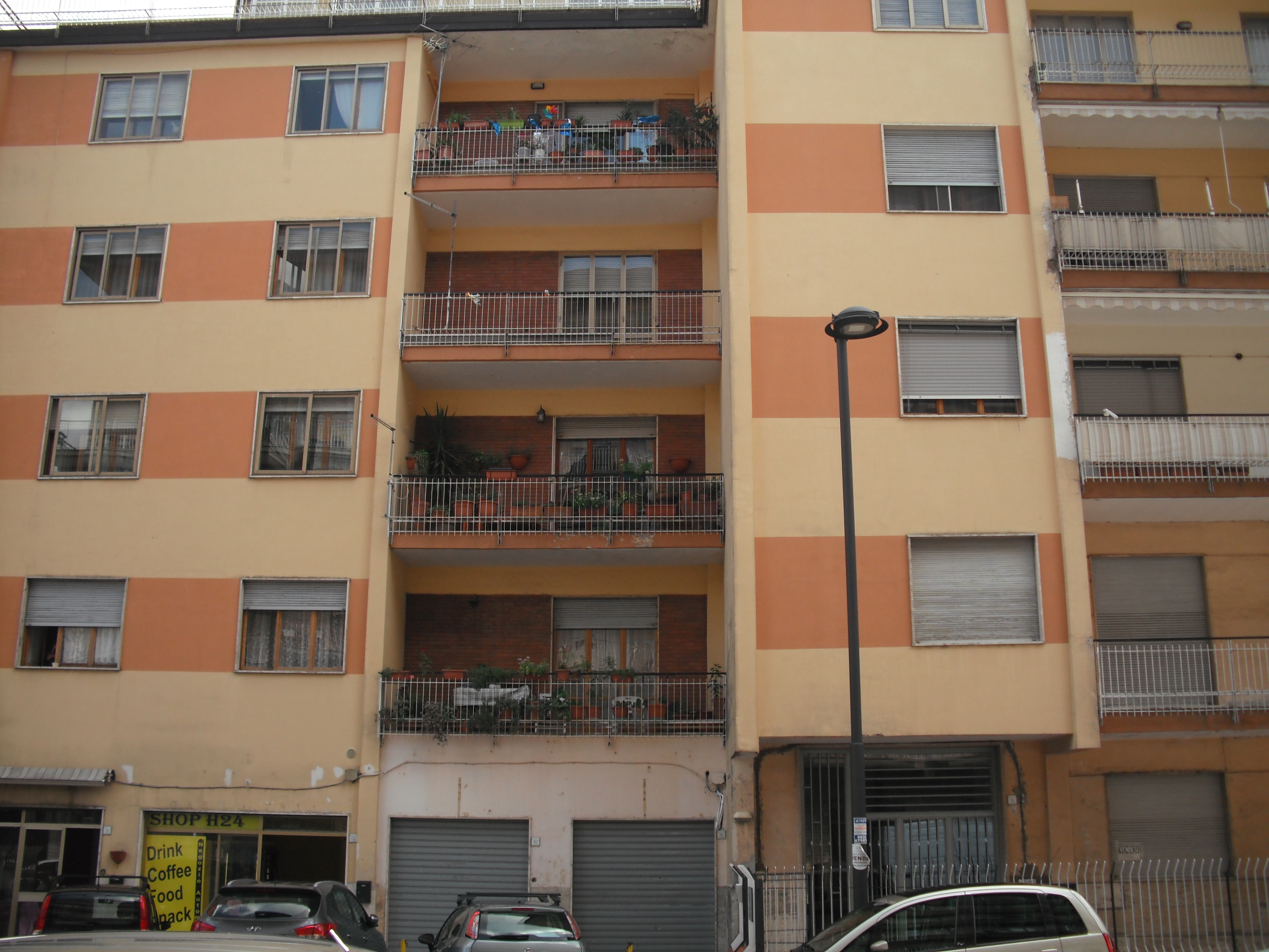 Avellino (AV) Via Scandone 4 vani