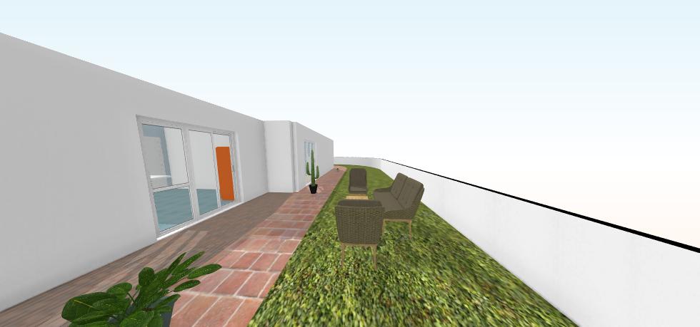 Baronissi (SA) Appartamento con giardino, terrazzo, sottotetto e box