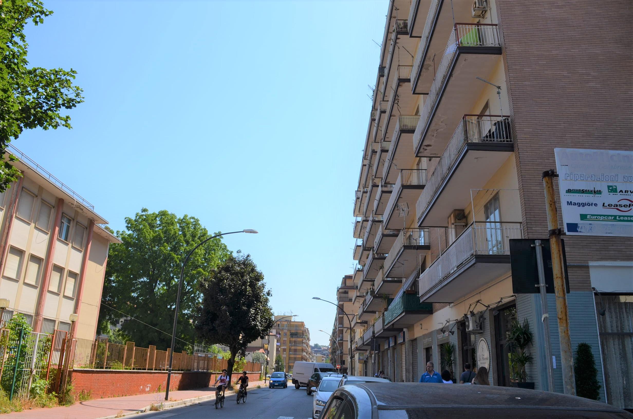 Avellino (AV) Appartamento con sottotetto in via Piave