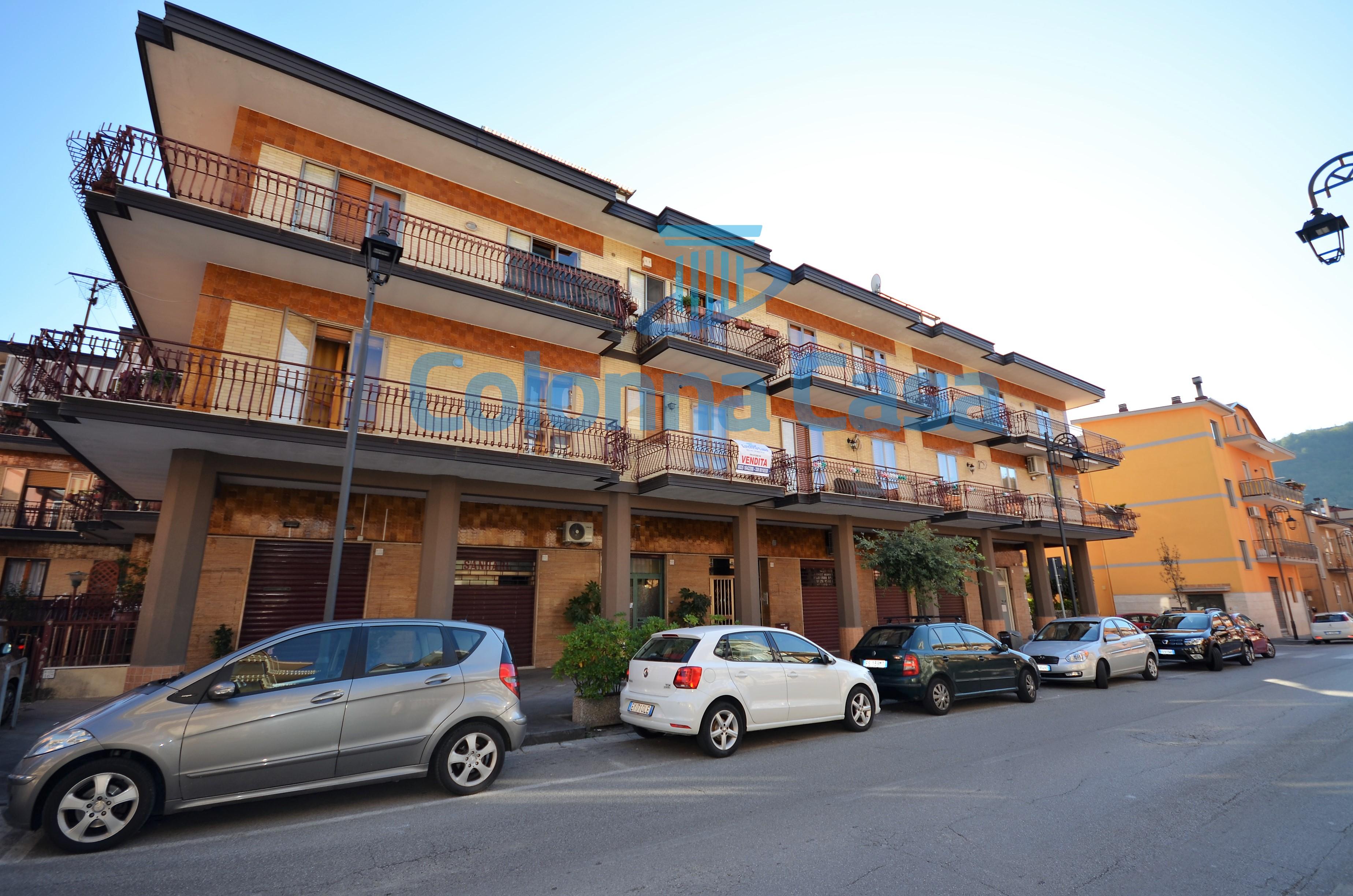 Fisciano (SA) Appartamento con box